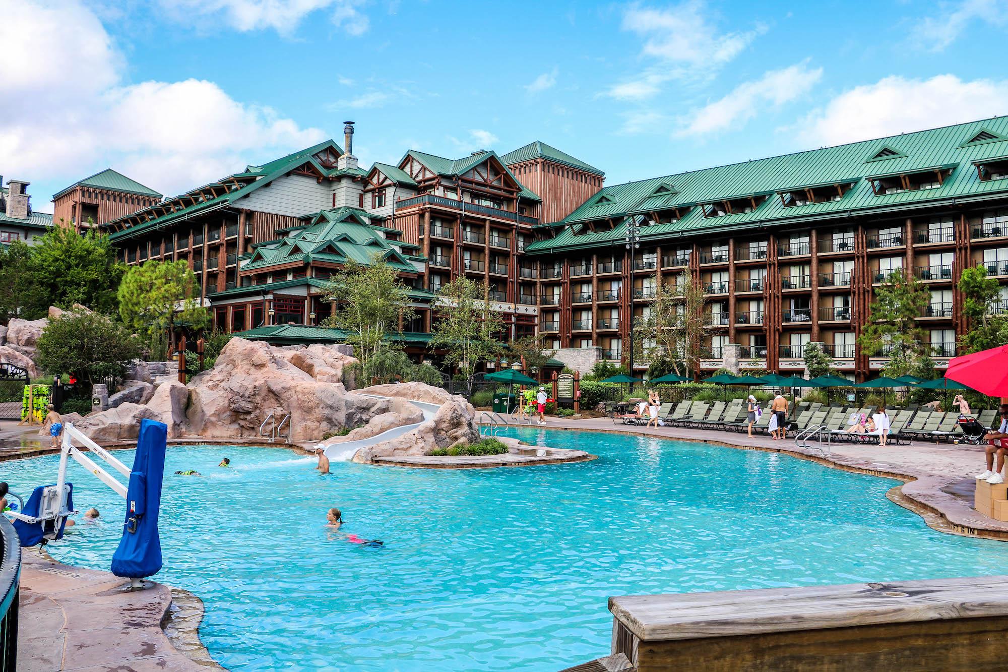 Disney's Boulder Ridge Villas – Reservation ID #1807 Rentals