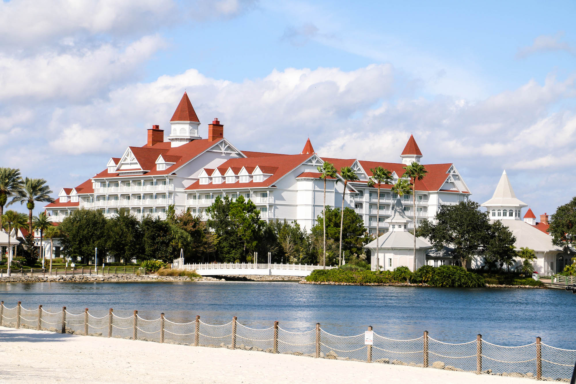 Disney's Grand Floridian – Reservation ID #1945 Rentals