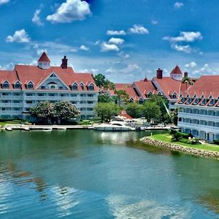View of Disney's Grand Floridian Resort & Spa